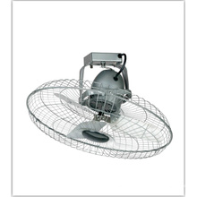 20 '' Aluminium Klingen Industrie Orbit Fan