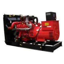 Generador de gas natural / biogás / LPG de 500kVA CUMMINS