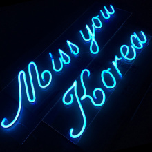 DECORACIÓN TEXTO LED LETRAS NEON