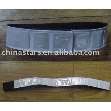 customized logo reflective safety armband