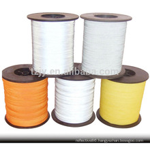 High visibility reflective weave thread