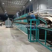 Maschinen zur Herstellung von Deckfurnieren