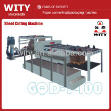 Paper Jumbo Roll Sheet Cutter