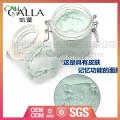 GMPC black mineral blue mud facial mask