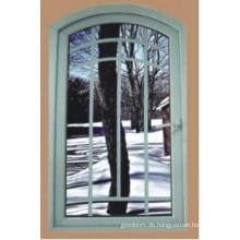 Neues Design Außenflügelfenster mit Grills (WX-W202)