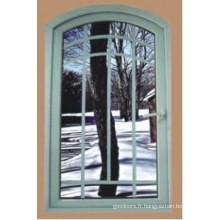 Nouvelle fenêtre décorative extérieure avec grilles (WX-W202)