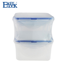 Shantou Plastic Factory Easylock Plástico Food Boxes Set