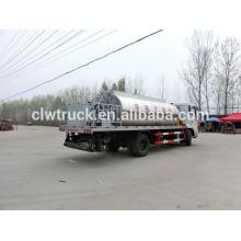Caminhão de distribuição de asfalto