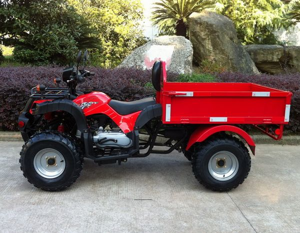 W 150 CC FOUR WHEELER ATV