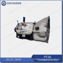 Original NKR Getriebeeinheit PT-02