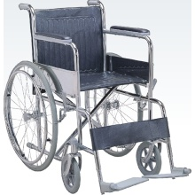 High quality manual folding wheelchair