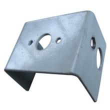 Partie d'estampage en acier inoxydable de précision