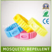 Mückenschutz Armband mit Natual Öl Refill, Modisch, Insektenfrei