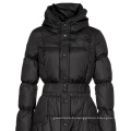 Китай фабрики Eco-содружественные складные дамы серый пиджак блейзер