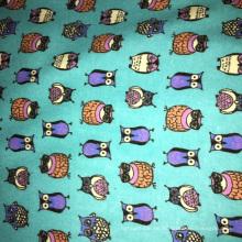 Pijamas de algodón de franela