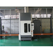 New Vertical Glass Sandblasting Machine with PLC