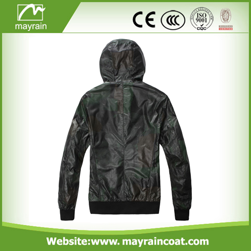 PU waterproof jacket