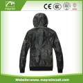 OEM Raincoat PU Waterproof Jacket For Outdoor