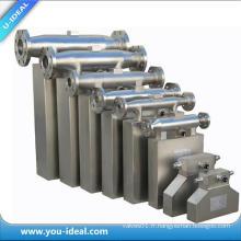 Mesure du débit massique de Coriolis Mesure du débit de masse des fluides et des gaz Mesure des débits à fluide direct - Compteurs de masse - Transmetteur de débit de masse