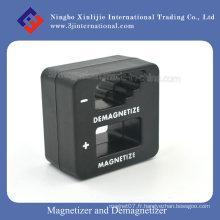 Magnetiseur et démagnétiseur à vis noir