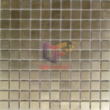 Golden Color Metal Mosaic (CFM865)