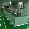 Système de peinture par pulvérisation UV automatique