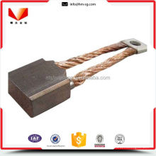 Supreme quality supply high dynamo carbon brushes for automobile