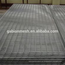 Painéis de malha de arame soldado revestidos com pvc fabricante de fornecedores anping