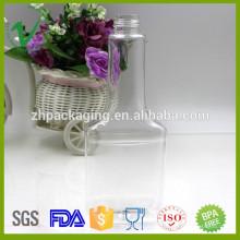 150 мл высококачественные квадратные ПЭТ-масляные пластиковые бутылки для промышленности