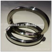 Труба из нержавеющей стали ss304 --- Прокладка из овального кольца