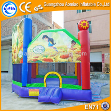Hot selling inflatable bouncer, cheap castle inflatable adult baby bouncer