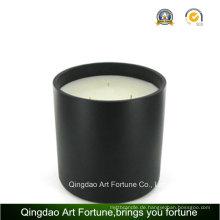 3 Wick Bedruckte Schüssel Kerze mit Duft Hersteller