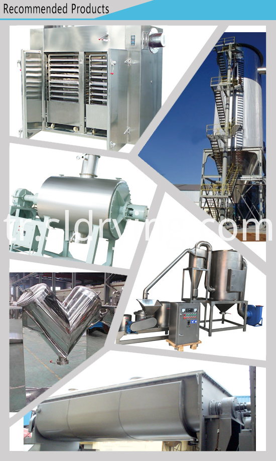 Seasoning Fluidized Bed Dryer