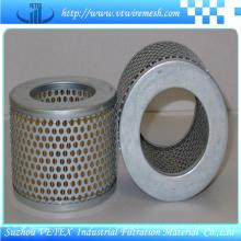 Cartucho de filtro usado para la filtración