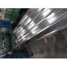 1050/1060/3003/5052/6061 Placa ondulada de aluminio para techo