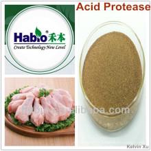 Protéine acide