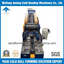 Tricycle/Carriage Base Plate with Knurling Roll Forming Machine