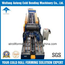Placa da base do triciclo / carrinho com o rolo de moedura que dá forma à máquina