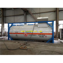20feet 22000L Liquid Chlorine Tank Containers