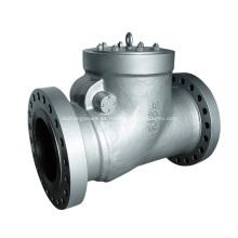 Tipo de junta de presión Válvula de retención oscilante