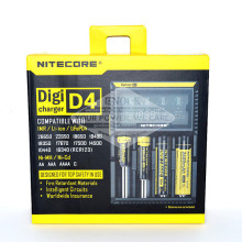 Nitecore D4 Charger Universal Smart Charger