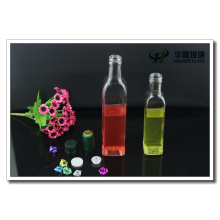 500ml 16oz Glass Bottle Plive Oil