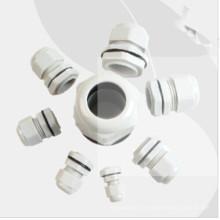 Prensaestopas de nailon Pg11 (PG M) Fabricado en China