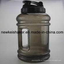 2.2L Joyshaker Boottle BPA Botella de agua plástica libre del gimnasio para la proteína del suero