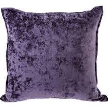Lavendel koreanisches Samt stilvolles Kissen