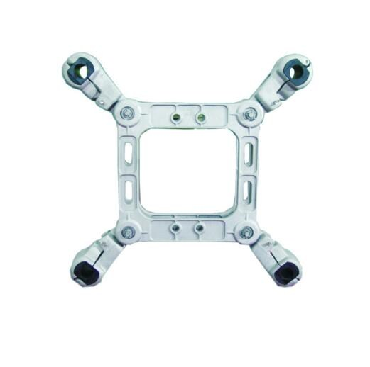JZF Square Frame Spacer Dampers