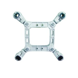 Power Line JZF Type Square Frame Spacer Damper