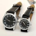 Neue Art-Quarz-Mode-Edelstahl-Uhr für Liebhaber Hl-Bg-106