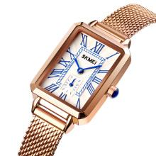 SKMEI 1764 new style ladies watches Antique Quartz Watch for Women