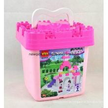 Popular Educacional 83PCS Escola Blocos Crianças Brinquedo